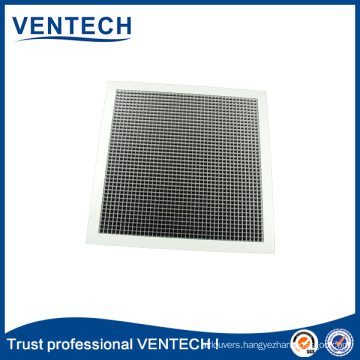 HVAC Systems Ventilation Aluminum Egg Crate Grille