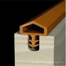 Extrusions de bande de joint de porte