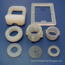 Pièces en caoutchouc silicium / joint en caoutchouc silicium