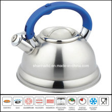Stainless Steel Whistle Kettle Wk475