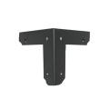 Useful custom metal corner connector