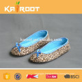 comfortable low price decorated ballet shoes wholesale for lady