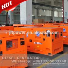 Precio del generador diesel de 50hz 380V 25kva Weifang con ATS