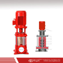 Jockey Pump for Desiel Engine Pump and Electrical Fire Pump