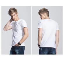 Camiseta barata 100% del algodón de la venta del OEM