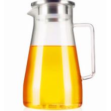 Heat Resistant Borosilicate Glass Kettle Tea Pot Juice Pot Cold Drink Pot