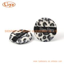 Горячие Продажа Leopard косметической слоеного в другую форму