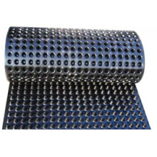 HDPE Dimple Drainage Sheet Rückseite 1,5cm
