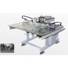 Máquina de coser de patrón programable CNC grande