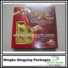 Chocolate Gift Boxes 3pcs-set