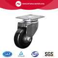 Light 2.5 pouces 70Kg Plate Swivel PU Caster