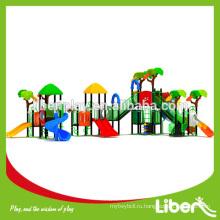 Китай производитель б / у школа на открытом воздухе оборудование для детских площадок для продажиLE.X8.409.152