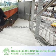 Высококачественный забор безопасности лестницы