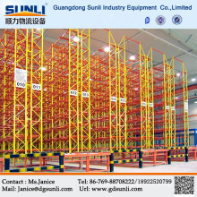 Hot Sale Automated Warehouse A/S R/S Metal Racking