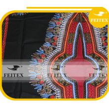 tela africana de la impresión de la cera Ropa tradicional del diseño de Nueva Nigeria Material Made in China