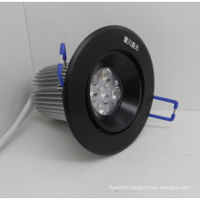 5*2W LED Recessed Ceiling Light for Jewelry (LC7225Y)