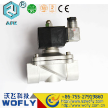 "Normally closed water 1"" solenoid valve"