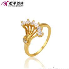 Anneau plaqué or de haute qualité Xuping Fashion 24k