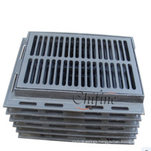 Cast Iron Grating Cover Drainage Channel