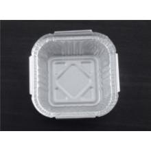 Folha de alumínio para recipiente