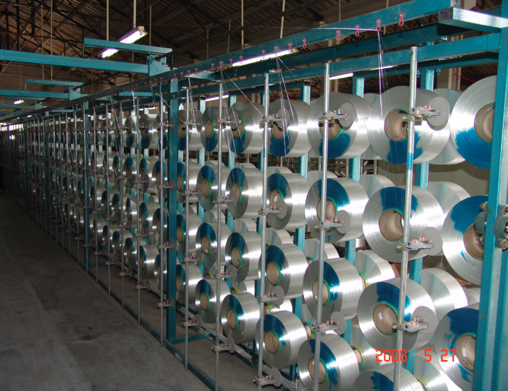 Precision High Speed ​​Silk Winder Machine