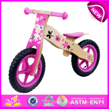 Children Balance Wooden Bike Kid Bike, Goodkids Hot Sale Kid Wooden Bike Balance Bike, Best Wooden Toykid Running Bike W16c094