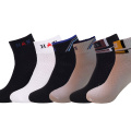 2016 novo Design personalizado executando esporte meias