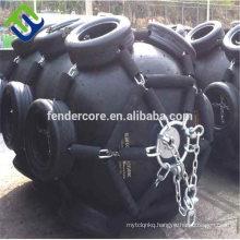 Bunker LNG yokohama pneumatic rubber fenders for ship