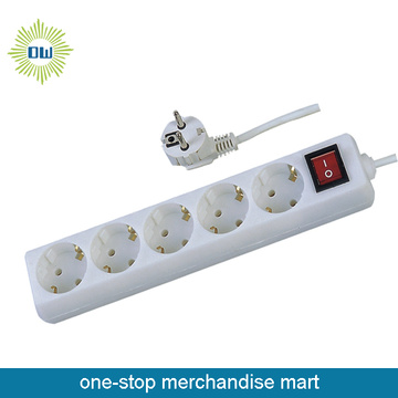 3/4/5/6 Power Strip with switch