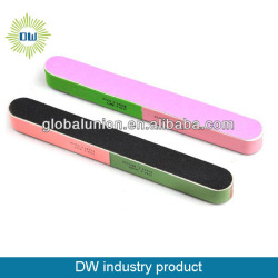 7 steps emery nail file buffers