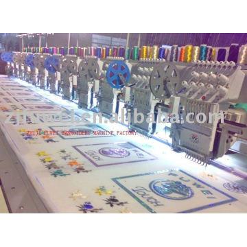 Single Sequins máquina de bordar (FW912)