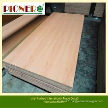 Contreplaqué commercial de qualité BB / CC pour la décoration et la construction de meubles