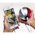 Smart Pokeball Power Banco de la energía 10000 mAh, Custom Pokemon Go Banco de la energía, Móvil al por mayor