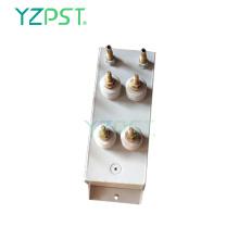 Высококачественные 1.2KV электрические пленочные конденсаторы 2000 Гц