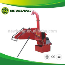 PTO Wood chipper with 360 degrees discharge