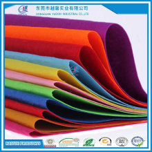 100% Polyester Colors Hardness Felt for Holiday Decoration Products