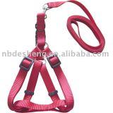 red big size Pet Leash