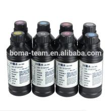 Всю продажу чернила для Epson 3880 светодиодов УФ Чернила для Epson dx7 с F196010