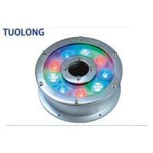 IP68 9w 12w 15w LED HIgh Power super bright underwater pool light