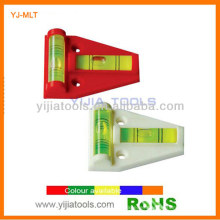 Plástico mini nivel YJ-MLT