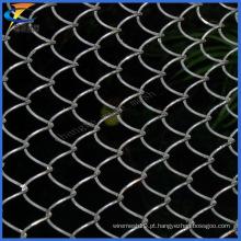 Hot Sale Chain Link Wire Mesh (Fabricação)