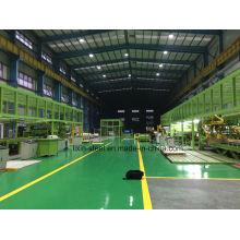 Estructura de acero de Prefab Estructura de acero para el taller de la planta libre de polvo