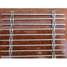 Elegant Appearance Decorative Woven Wire Mesh (LY020)