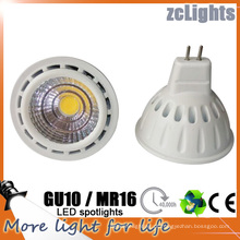 12V MR16 6W LED Spotlight LED Lâmpada (MR16-6W)