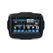 Jeep Renegade 2016 2017 Car GPS Navigatior Multimedia System with Radio Wifi BT Ipod