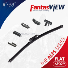 As séries Alps Multi-Clip Soft Flex Wiper Blades