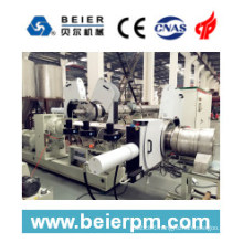 PP PE Flake Double Stages Pelletizing Line-Water-Ring
