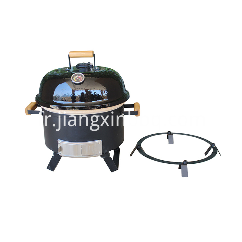 Tabletop Kamado Grill 18 Inch