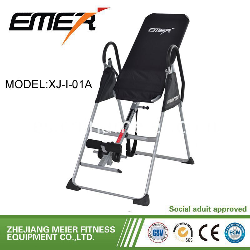 Portable inversion table