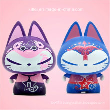 Vente en gros Plastic Kitty Mini Baby Advertising Toy Chine ICTI
